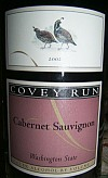 Covey Run Cabernet Savignon